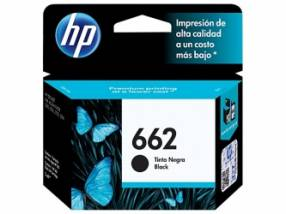TINTA HP CZ103AL 662 NEGRA / 2515