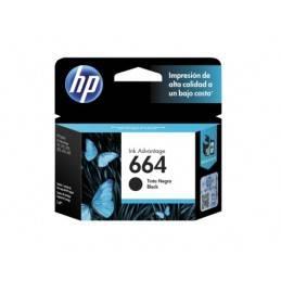 TINTA HP CF6V29AL 664 NEGRO
