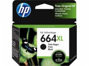 TINTA HP F6V31AL 664XL NEGRA