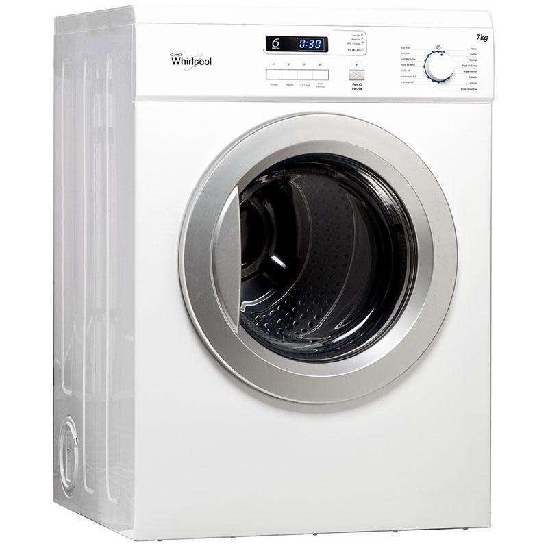 Secarropas Whirlpool 7 Kg WSR07SB - 0