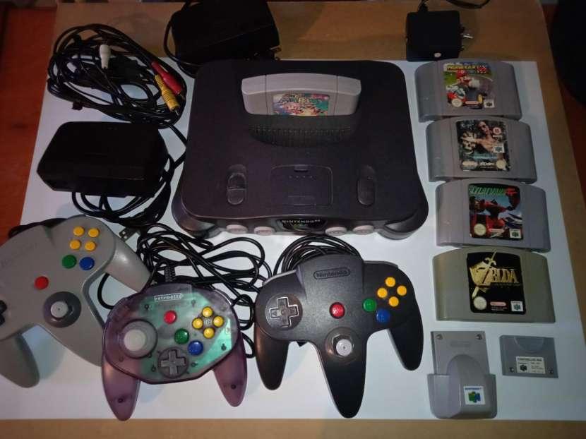 Nintendo 64 PAL - 0