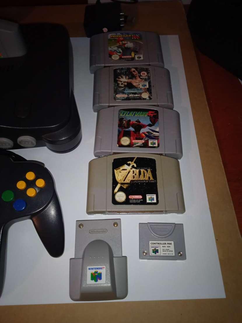 Nintendo 64 PAL - 1