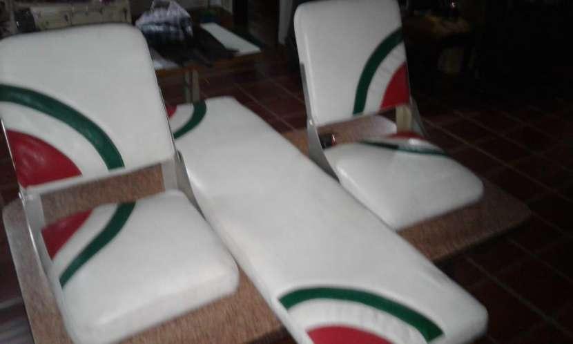 Reparación de asientos de lanchas - 2