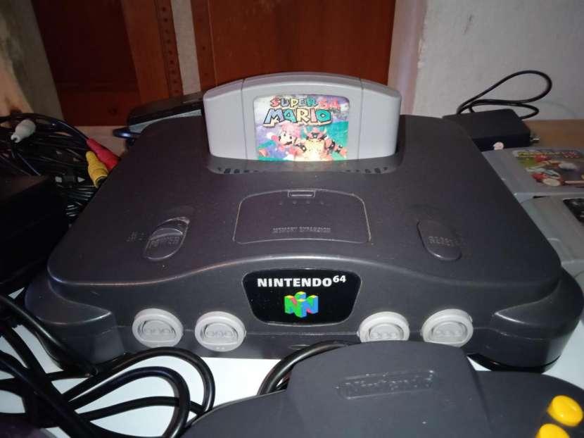 Nintendo 64 PAL - 2