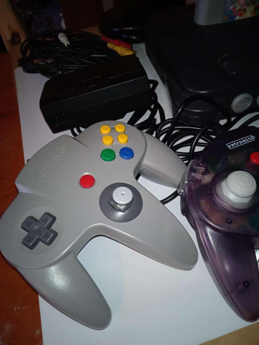 Nintendo 64 PAL - 3