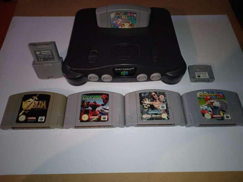 Nintendo 64 PAL - 4
