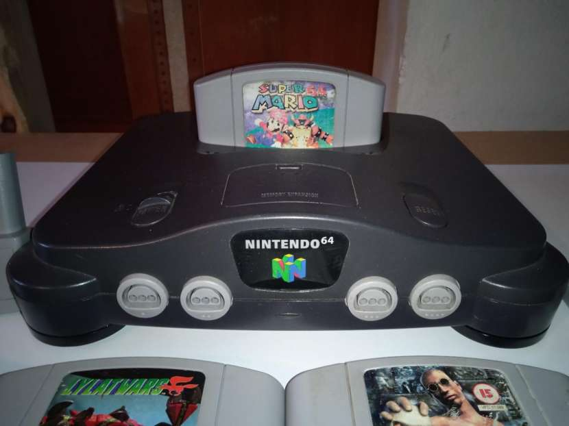 Nintendo 64 PAL - 5
