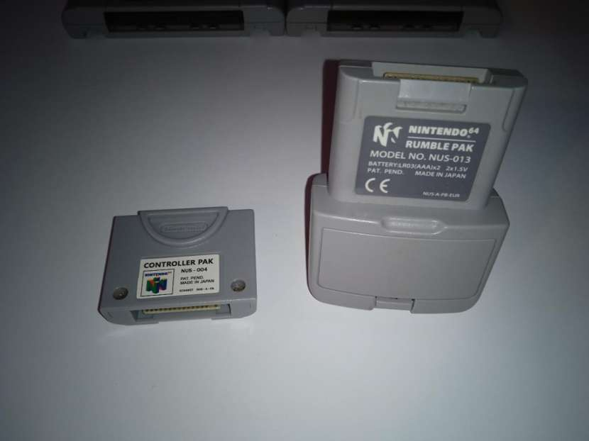 Nintendo 64 PAL - 7