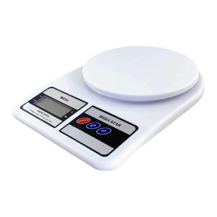 Balanza digital de cocina - BC51 - 0