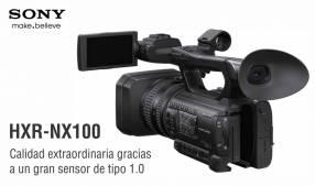 Filmadora Sony HXR NX-100