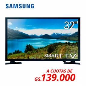 Smart TV Samsung de 32 pulgadas HD