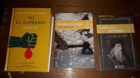 Libro el supremo cuaderno de notas crimen y castigo