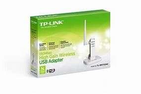 Adaptador USB TP-Link TL-WN722NC 150Mbps - 4