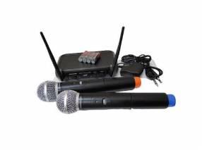 Micrófono Inalámbrico UHF Shamsonic