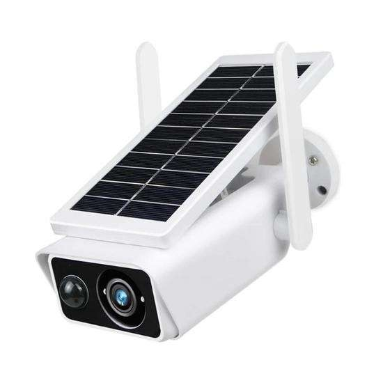 Cámara solar IP 1080p IP66 con sensor de movimiento - 0