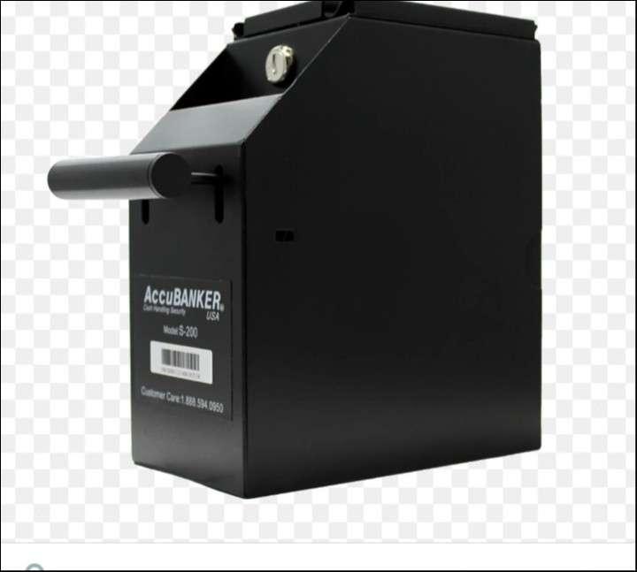 Caja de seguridad Detal - 0