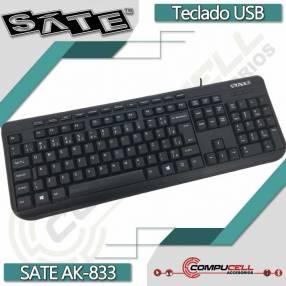 Teclado USB SATE AK-836