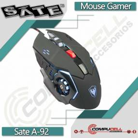 Mouse USB Sate A-92