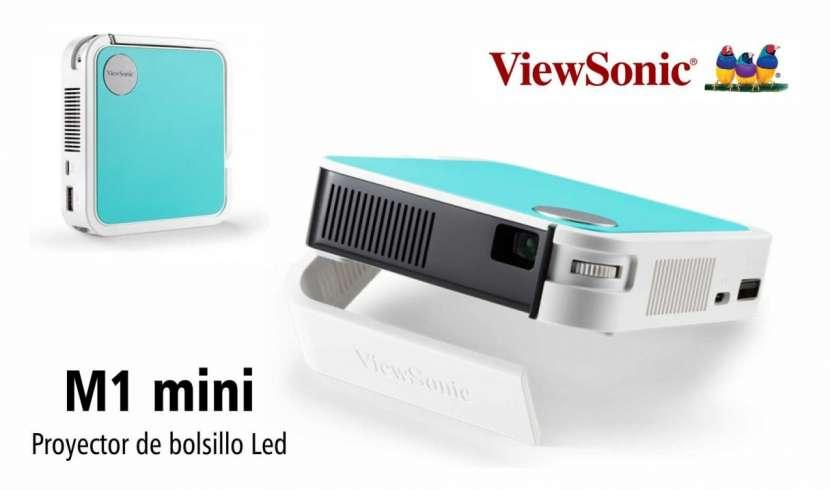 Proyector de bolsillo ViewSonic M1 mini - 0