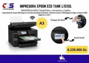 Impresora multifunción Epson L15150 formato ancho A3