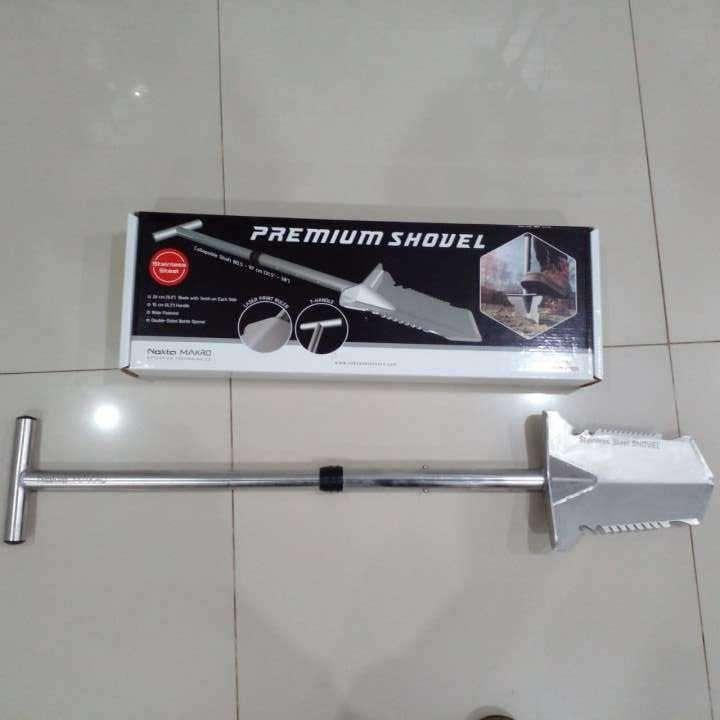 Pala Pro Inox Nokta Makro - 1