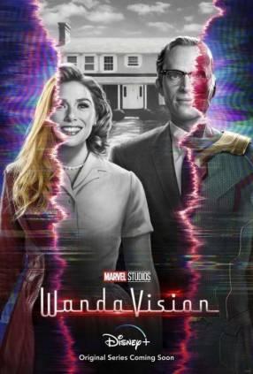 Serie en Drive Wandvisión Marvel