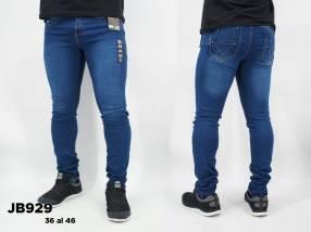 JB929 Jeans para caballero talle 36 al 46