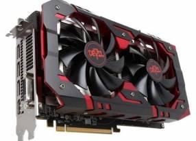 Rx 580 power color
