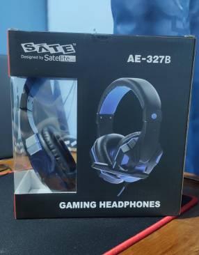 Auricular gamer Sate AE-327B