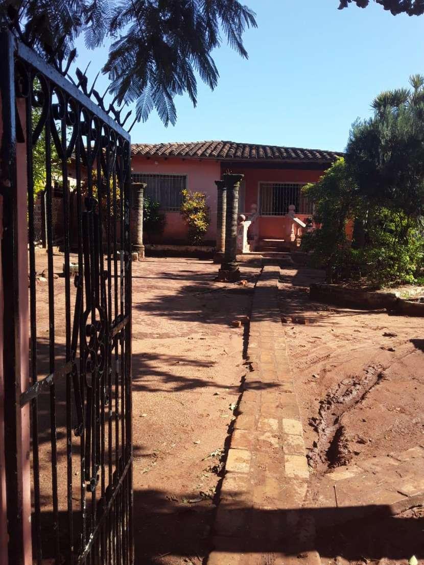 Casa en J. Augusto Saldívar - 1