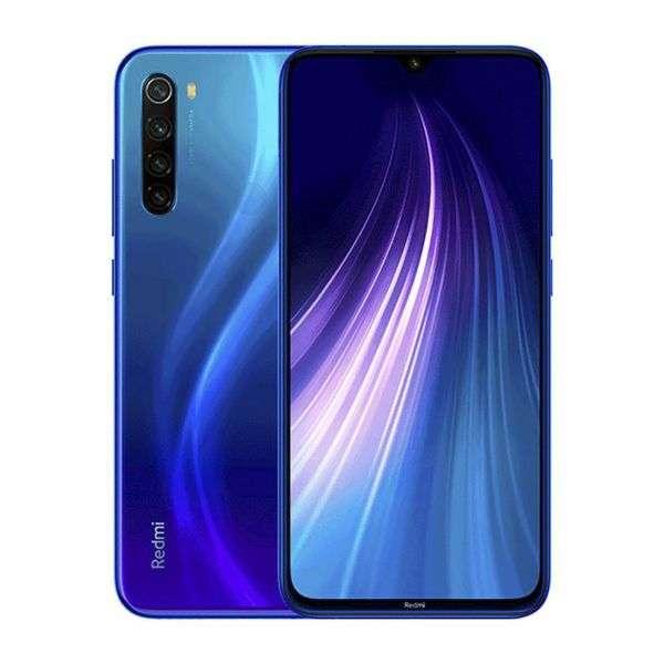 Redmi Note 8 2021 64GB BLUE - 0