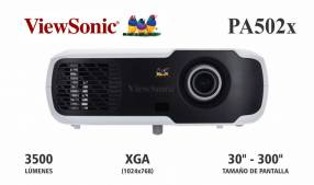 Proyector ViewSonic PA502x 3500 lúmenes