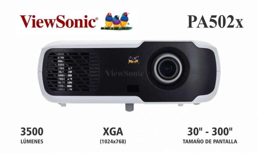 Proyector ViewSonic PA502x 3500 lúmenes - 0