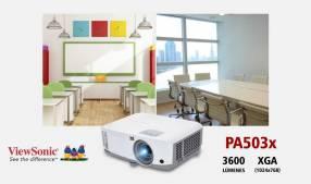 Proyector ViewSonic PA503x 3600 lúmenes