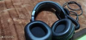 Auriculares audio tecnica M50