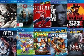 Carga de juegos para PS4 y PS3