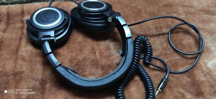 Auriculares audio tecnica M50 - 3