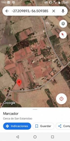 524 hectáreas en General Delgado Itapúa