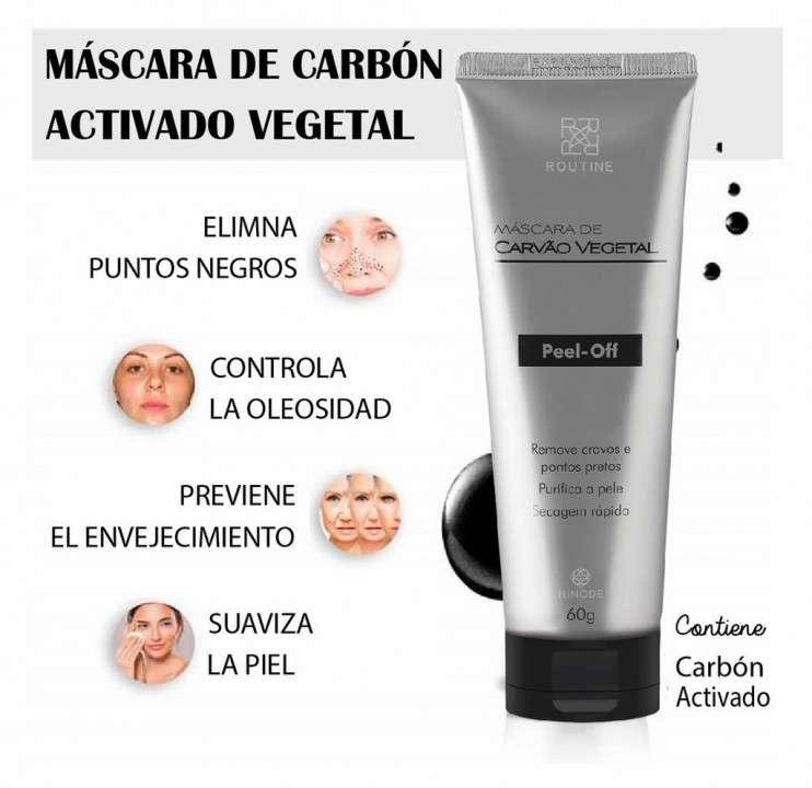 HND máscara con carbón activado - 1