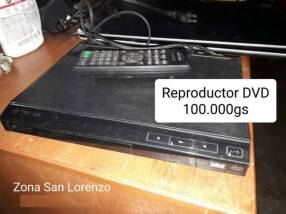 Reproductor DVD