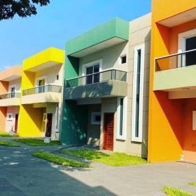 Duplex en condominio a 50 mts de cacique Lambaré