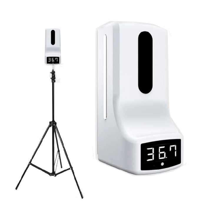 Dispenser automático líquido/gel con sensor - 0
