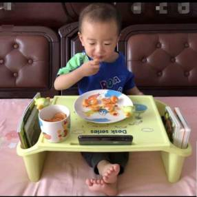 Mesa multifunción para niños