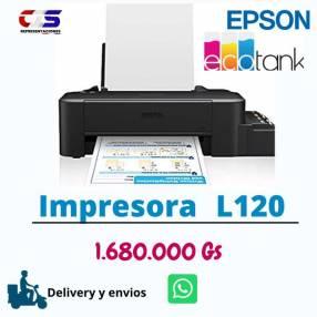 Impresora Eco Tank Epson