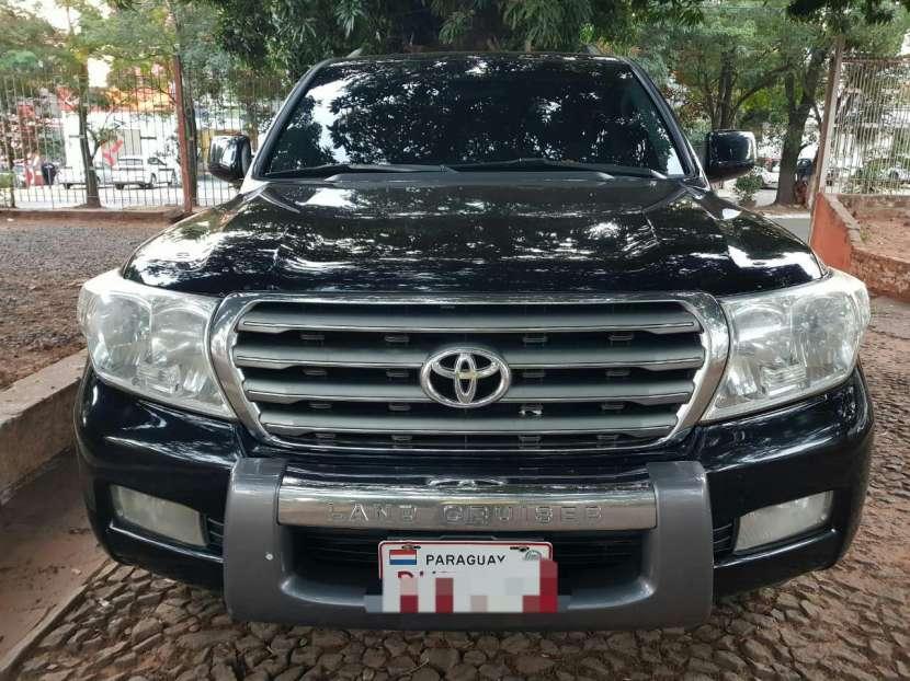 Toyota Land Cruiser 2012 - 0