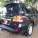 Toyota Land Cruiser 2012 - 2