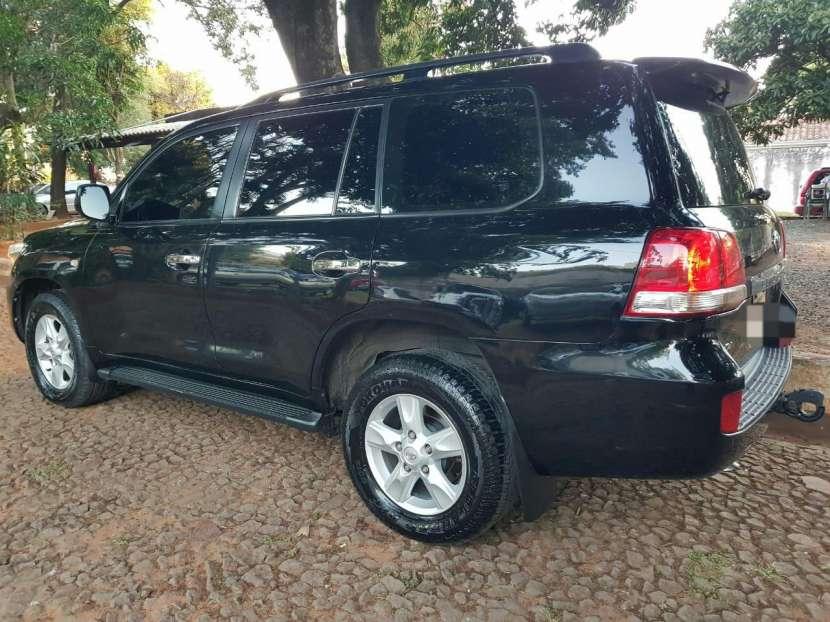 Toyota Land Cruiser 2012 - 3