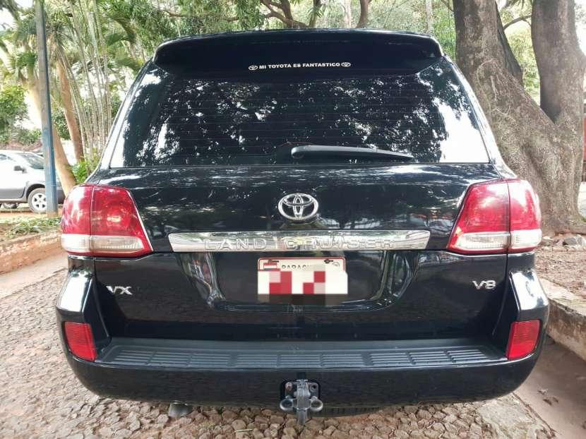 Toyota Land Cruiser 2012 - 4