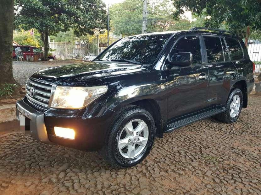 Toyota Land Cruiser 2012 - 5