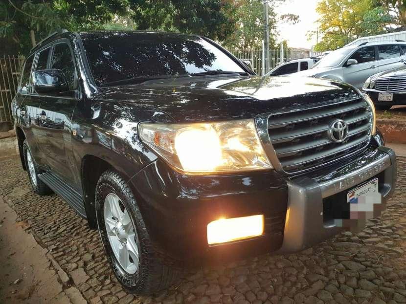 Toyota Land Cruiser 2012 - 7